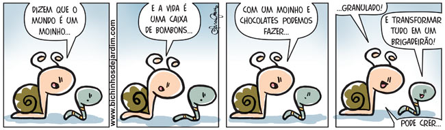 filosofia do chocolate