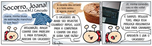 dicas, truques e quabra galhos com Maria Joaninha